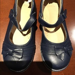 Gymboree Mary Jane Navy Dress Shoes